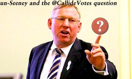 Jeff un-Seeney and the @CallideVotes question – #qldvotes #qldpol @Qldaah