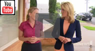 9 News Brisbane: Katherine Feeney catches up with Kate Jones on the campaign trail