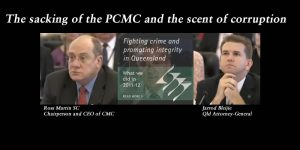 The Sacking Of The PCMC