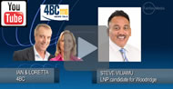 4BC: 'Vote for me, not for Campbell'  says LNP candidate for Woodridge Steve Viliamu