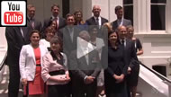 "ABC News Qld: 14 Palaszczuk Ministers sworn in - Springborg finds it ""totally surreal""."