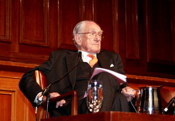 Former Prime Minister Malcolm Fraser. Photo: