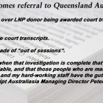 Auscript welcomes referral to Queensland Auditor-General: @Qldaah #auslaw #qldpol