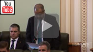 Shane Doherty reported: Billy Gordon returns to parliament as an Independent.