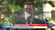 Eammon Atkinson reported: Queensland's former Attorney-General Jarrod Bleijie is at the centre of a scathing audit into his boot camp program for juvenile criminals.
