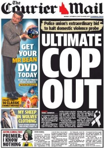The Courier Mail: October 19 2015 - Premier: I know nothing