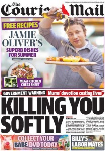 The Courier Mail: October 20, 2015 - Billy's Labor Mates