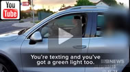 Darren Curtis reported: No rise in fines but double demerit points from September for drivers caught phoning whilst driving.