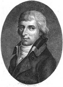 French Captain Nicolas Baudin.