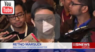 Charles Croucher reported: Retno Marsudi questions Australian ambassador to Indonesia over 'cash for turnbacks'