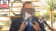 ABC News 24: Tony Abbott's message to those living in terror hotspots.
