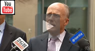 """Christians are the most persecuted group in the world"" says Senator Eric Abetz."