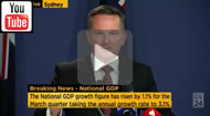ABC News 24: More required than just a tax cut for big business. Chris Bowen on GDP figures.