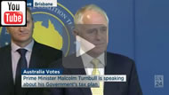ABC News 24: Is it ruled in or out? Malcolm Turnbull on a coalition deal.