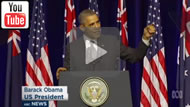 ABC News: Qld Premier Annastacia Palaszczuk has officially invited Pres Barack Obama to the Great Barrier Reef.
