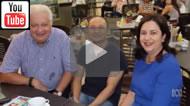 ABC News Qld: Inala, Annastacia Palaszczuk and Henry Palaszczuk respond to Peter Dutton comments.