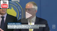 ABCNews 24: Malcolm Turnbull: Increase tax to encourage people to do less of something.