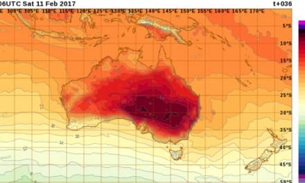"""""""#Heatwave is nothing short of horrifying"""" says climate scientist reports @takvera"""