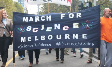 Photo Gallery: Melburnians #marchforscience by @takvera