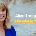 Alice Thompson ready to drive change: @margokingston1 #MackellarVotes #podcast