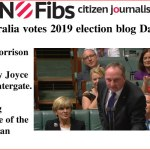 Australia votes 2019 election blog Day 13