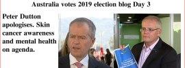 Australia votes 2019 election blog Day 3