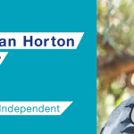 Jill Horton calls for 'lean, mean' politics to end: @CharliCaruso #TangneyVotes #podcast