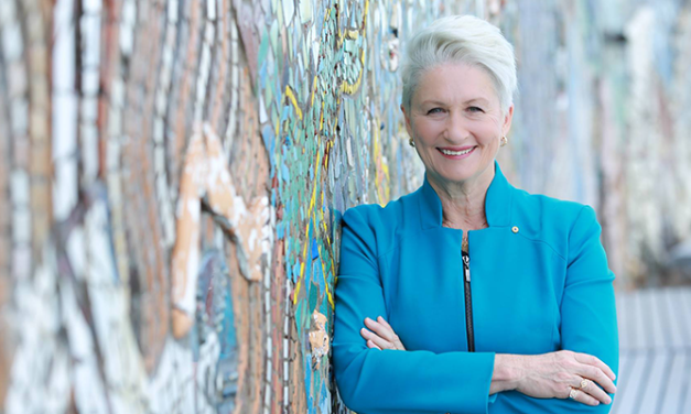 Voters of Wentworth can present the nation with a gift: @margokingston1 comments #wentworthvotes (archive)