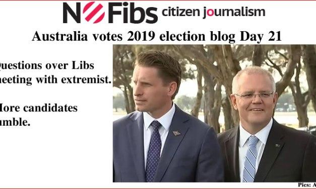 #AusVotes Day 21 – Extremists: @qldaah #qldpol
