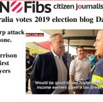 #AusVotes Day 33 – News Corp attack in Gladstone: @qldaah #qldpol