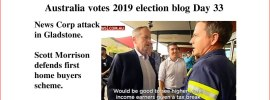 Australia votes 2019 election blog Day 33
