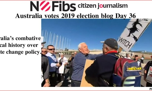 #AusVotes Day 36 – Combative climate change policy: @qldaah #qldpol