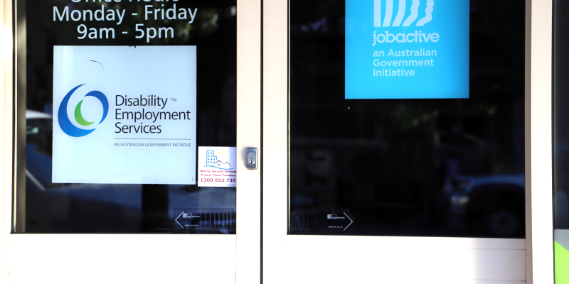 Centrelink #JobActive disability contractors breaching #SpringSt #COVID19aus pandemic orders: @jansant reports
