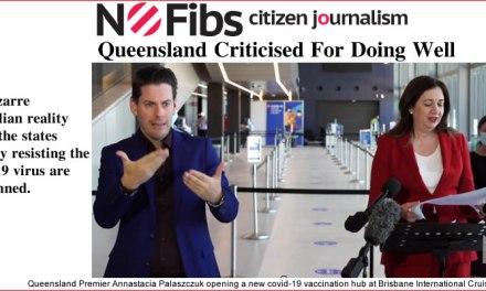 Queensland Criticised For Doing Well – @Qldaah #qldpol #auspol