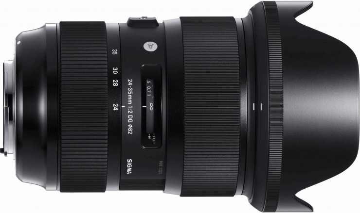 Sigma's New 24-35mm f/2 is the Fastest Full-Frame Zoom ...