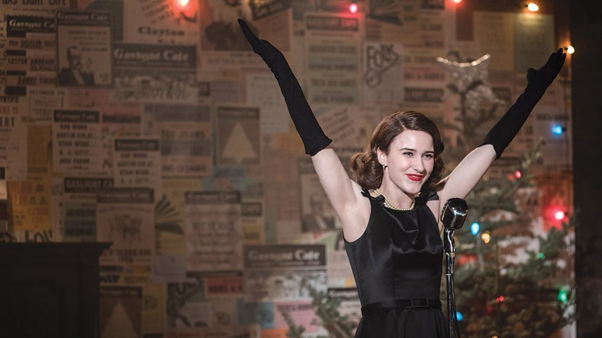 How to Create a Oner like 'The Marvelous Mrs. Maisel'