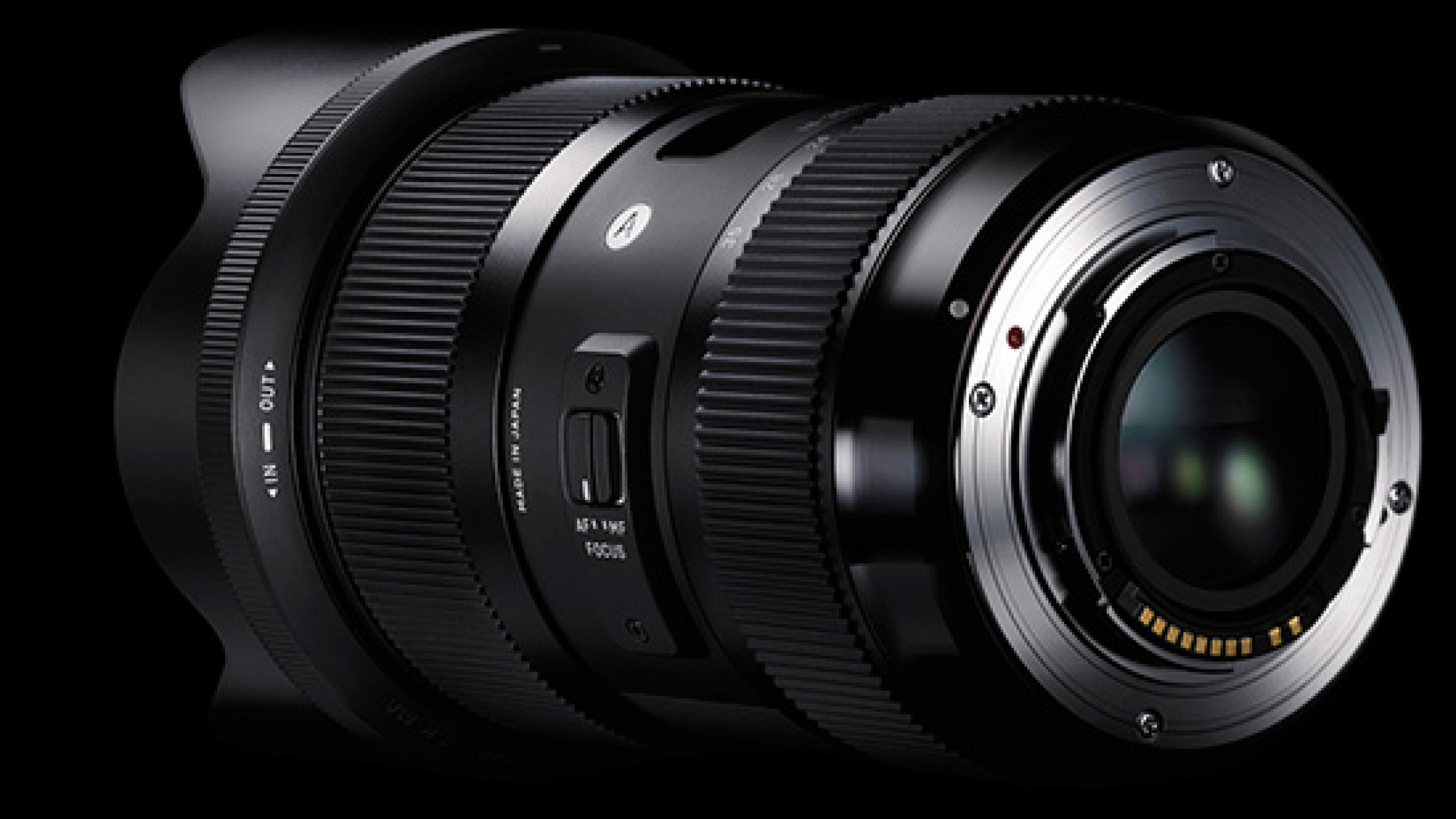 Sigma 18-35 F/1.8 Looks to Be One of the Best 'Budget ...