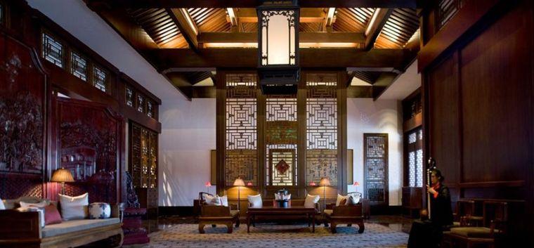 Aman Summer Palace Beijing Lobby
