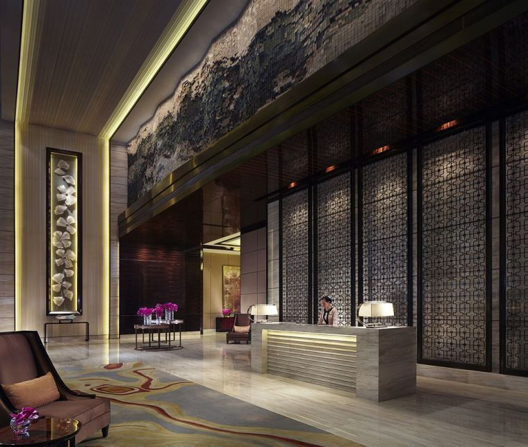 Ritz Carlton Lobby