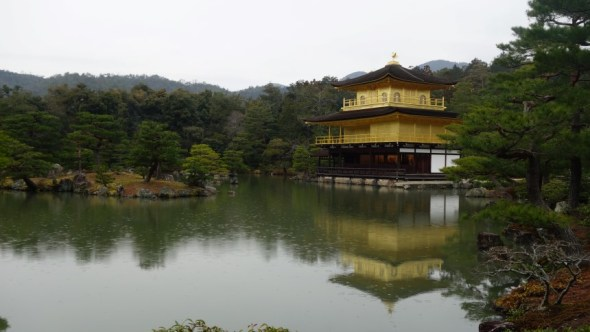 Kyoto, Golden Temple