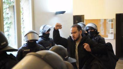 Arresto de Pablo Hasél