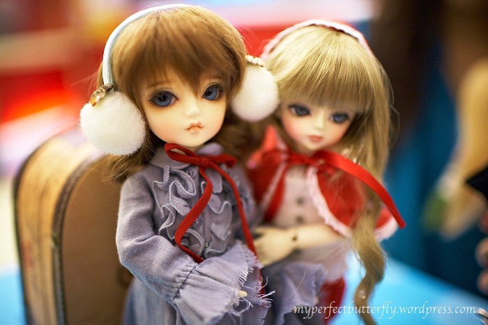 Volks, LUTS, BJD, Jamie Chan, No Foreign Lands