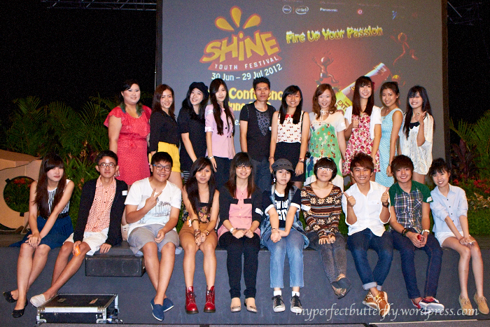 SHINE Youth Festival, Jamie Chan, Blogger, No Foreign Lands
