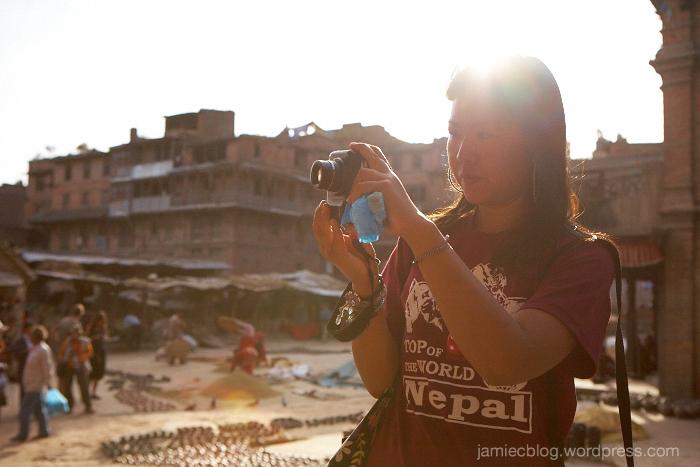 img 7364 Kathmandu: Namaste Jamie Chan