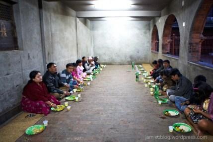 Dinner, nepal, Celebration