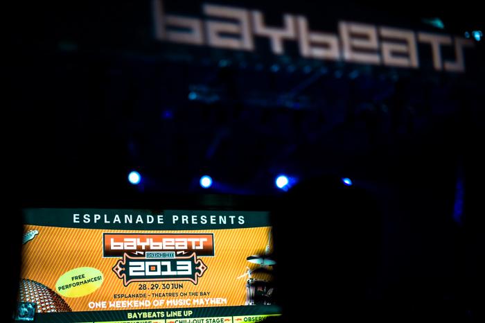 Baybeats 2013