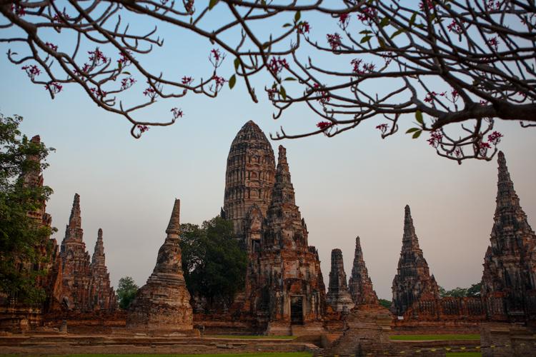 A day in Ayutthaya