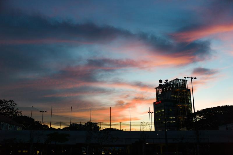 Sky, Sunset, Singapore, Jamie Chan, Visual Storyteller