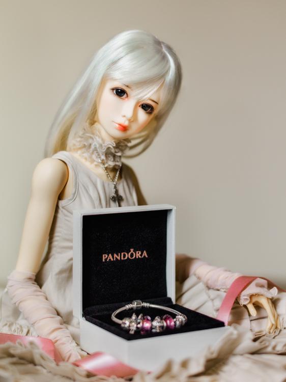 Dollheart, Domuya Faith, Antique Lace fer