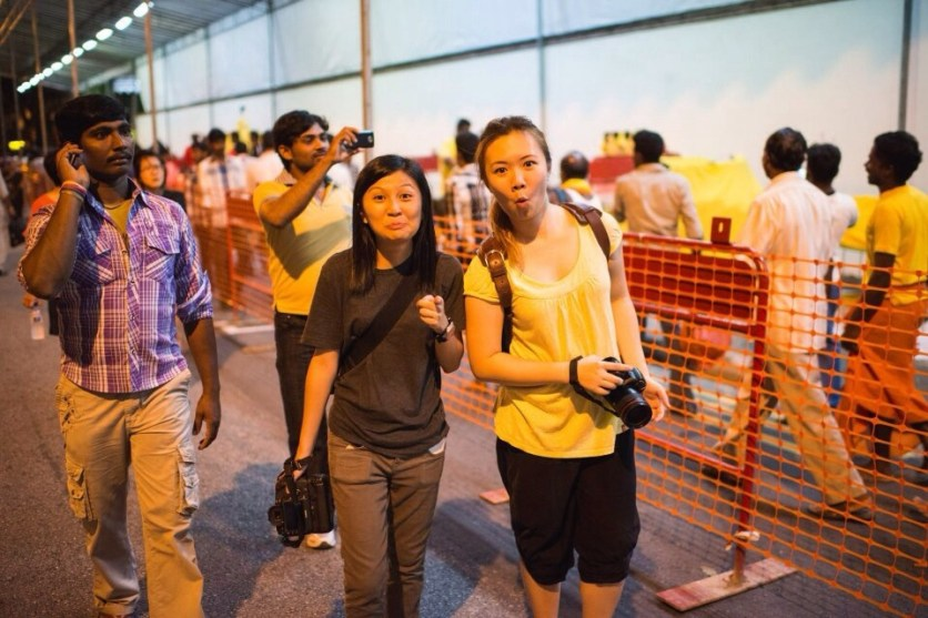 Thaipusam with Pan